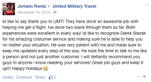united military travel review