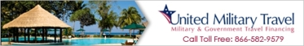 United Military Travel, Travel Loans, Military Travel Loans, Military Travel, Travel now and pay later, financing, travel