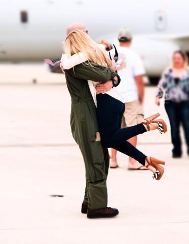 navy, homecoming, deployment, military, united military travel, travel loans, travel now and pay later, military travel loans