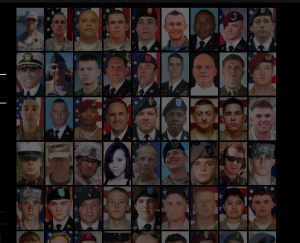 united military travel, memorial day, honor the fallen