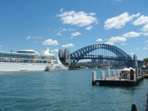 sydney harbor bridge, australia, united military travel, military travel loans, travel loans, military travel now and pay later