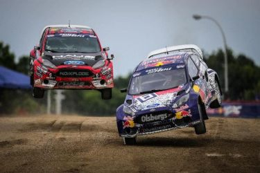 united military travel, redbull global rallycross, mcs new river air station, jacksonville, north carolina