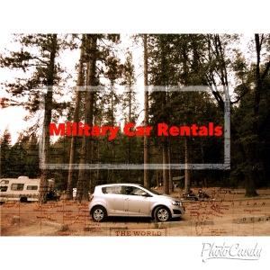 military car rental, united military travel