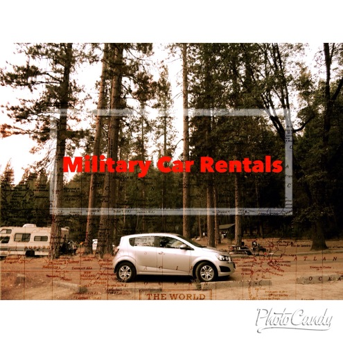 military car rental, united military travel
